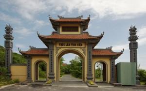 Trúc Lâm Tịnh Viện – Vinpearl Nha Trang
