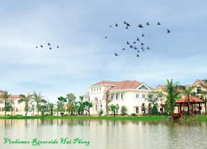 Vinhomes Riverside Hải Phòng: Khu đô thị hiện đại nhất đất cảng