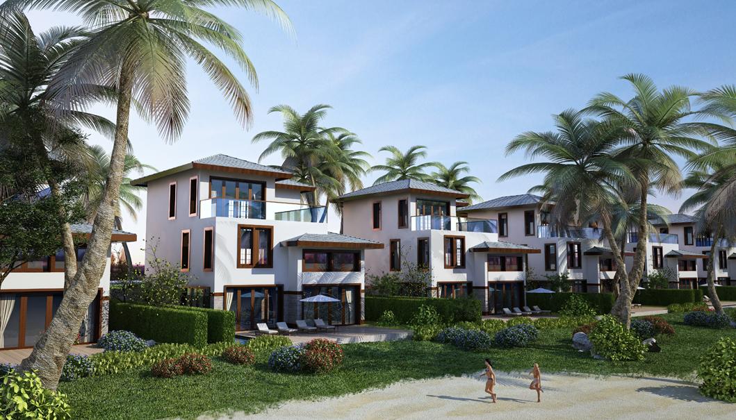 Năm 2018, bất động sản nghỉ dưỡng tại Việt Nam còn nhiều tiềm năng phát triển