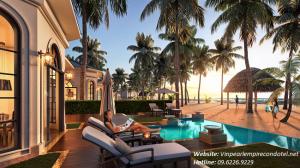 3 điểm nổi bật nhất Vinpearl Bãi Dài Nha Trang (Vinpearl Long Beach Villas)