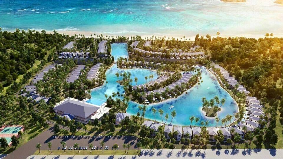 Đón đầu cơ hội đầu tư với dự án biệt thự biển Vinpearl Bãi Dài