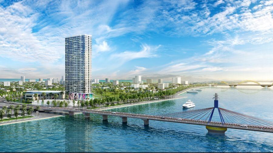 vinpearl riverfront condotel da nang