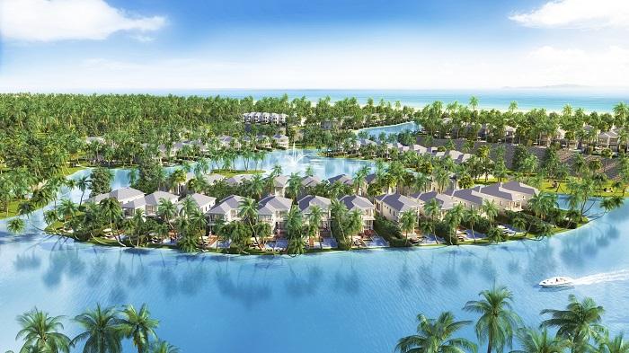 Lợi thế vị trí của Vinpearl Bãi Dài Nha Trang