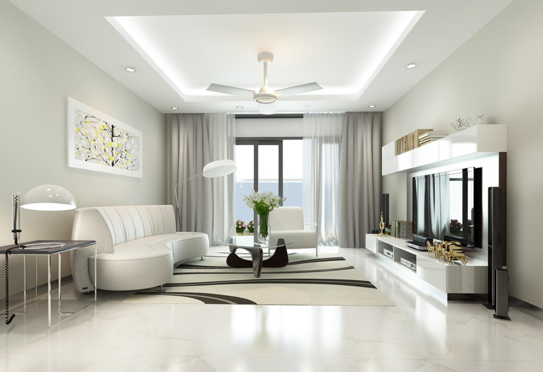 Thiết kế nội thất căn hộ chung cư Vinhomes chưa bao giờ làm khách hàng phải thất vọng
