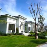 Cập nhật tiến độ xây dựng Vinpearl Long Beach Villas ngày 24/12/2016
